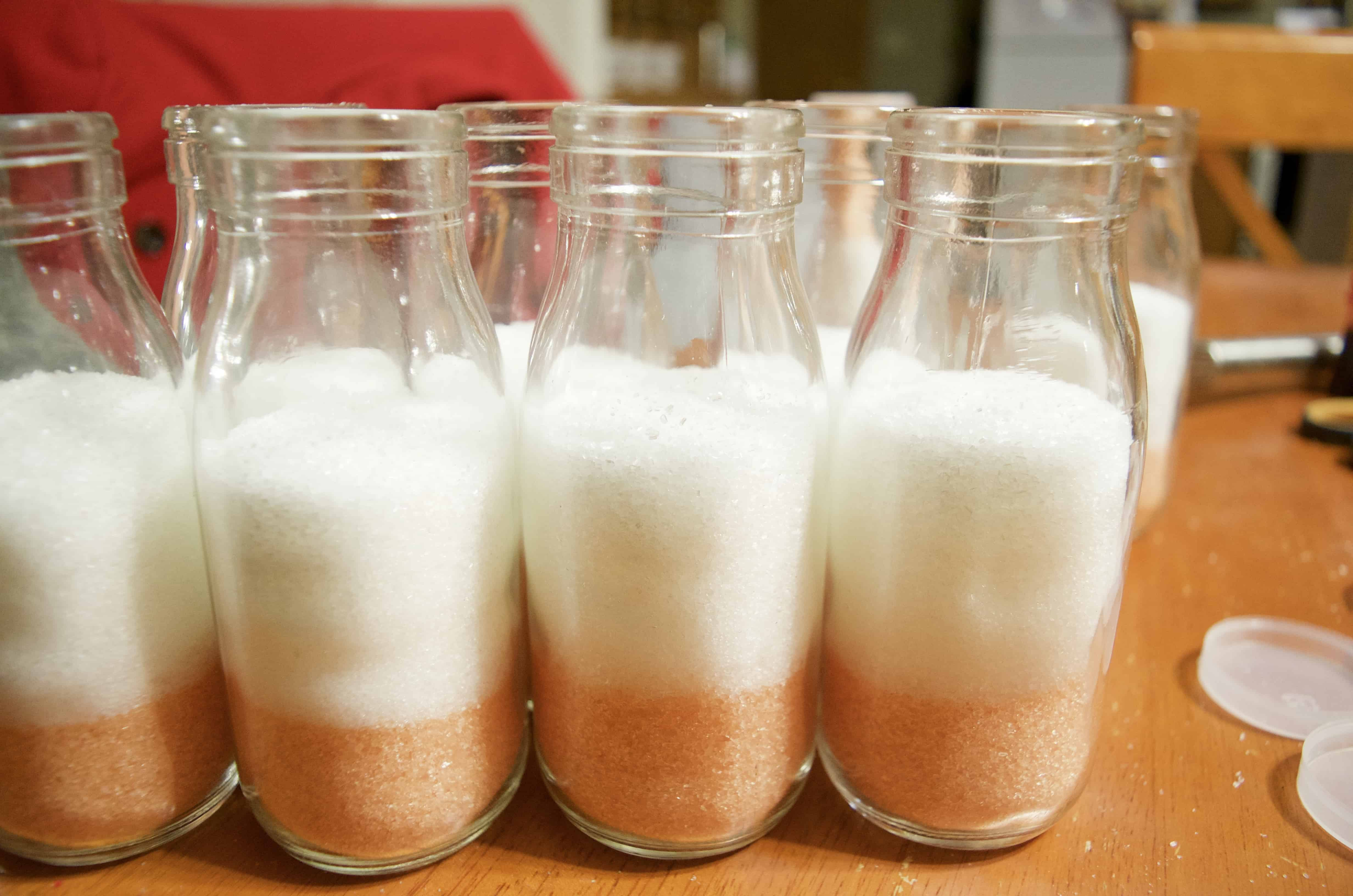 How to Make Peppermint Bath Salts Recipe