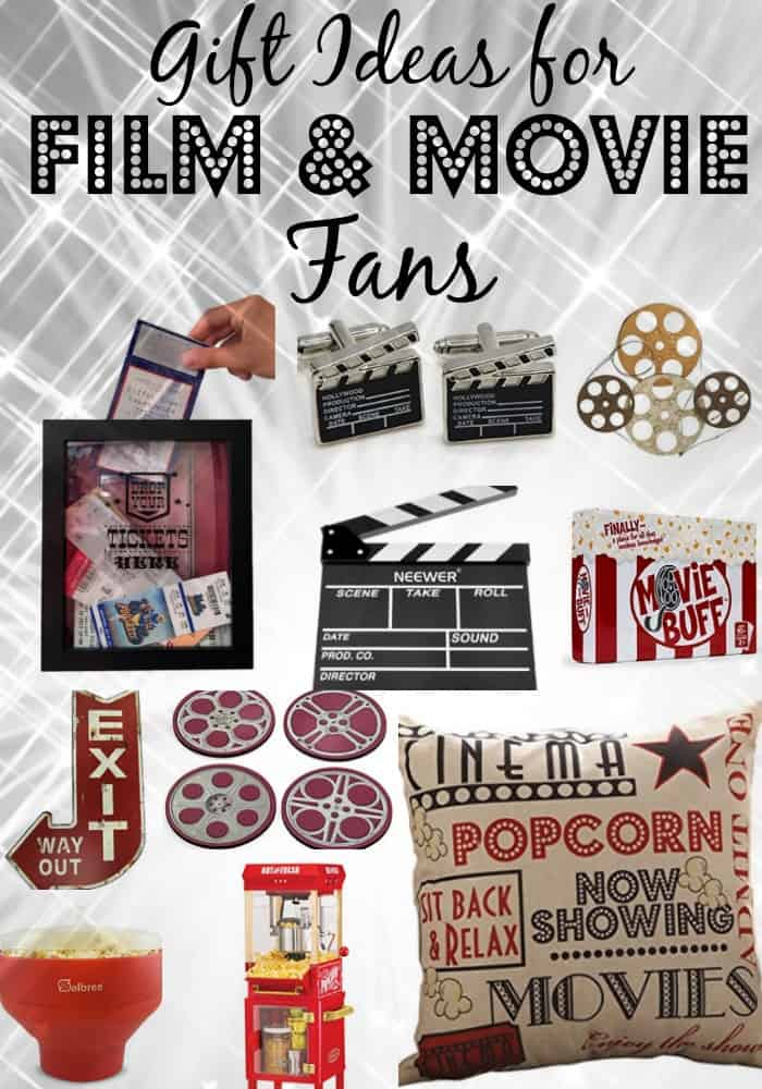 Gift Ideas For The Film Amp Movie Lover Gifts For