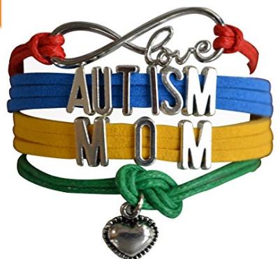 Colorful Autism Mom Bracelet