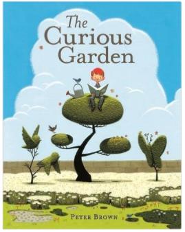 The Curious Garden children's book