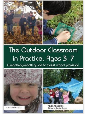 The Outdoor Classroom in Practice: Forest Nature School book