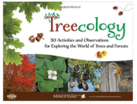 Treecology activities in nature book