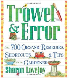 Trowel and Error Gardening Remedies book