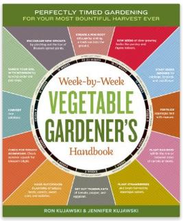 Week by week Vegetable Gardener's Handbook