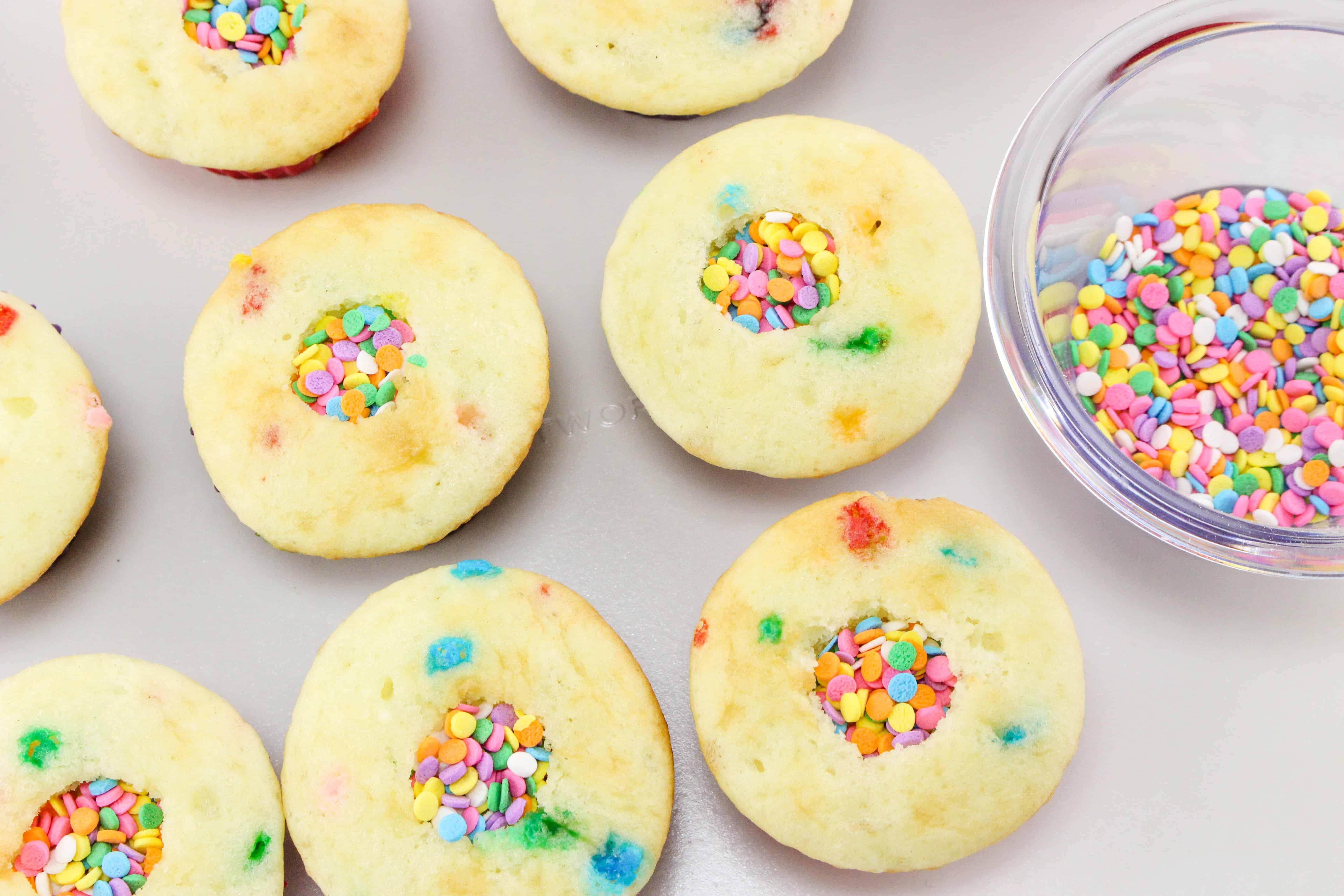Oh the Places You'll Go Dr. Seuss Cupcakes Recipe