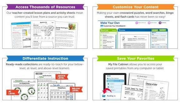 Scholastic Classroom Printables Membership Giveaway
