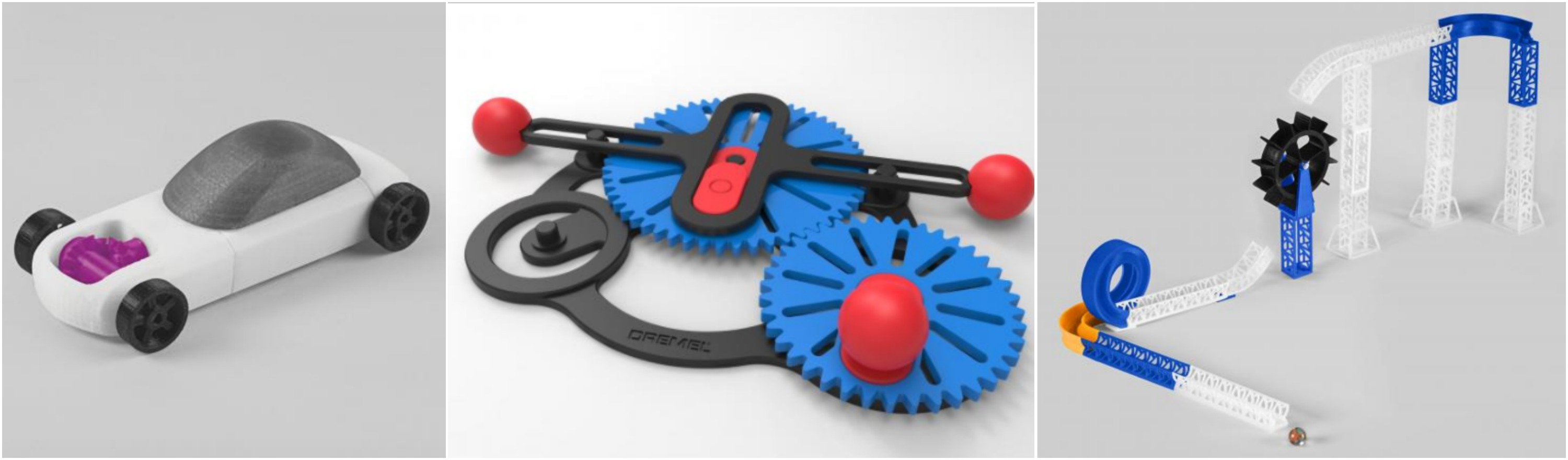 STEM & Physics 3D Printing Models for the Classroom