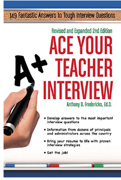 Ace Your Teacher Interview Prep Book