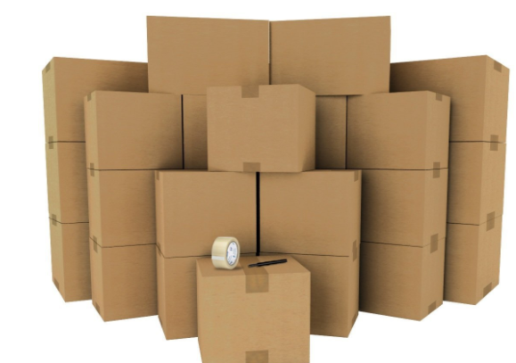 Moving Packing Boxes in Bulk