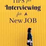 Tips on How to Prepare to Interview for a New Teaching Job