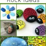 10 Colorful Painted Rock Ideas for a Summer of Art