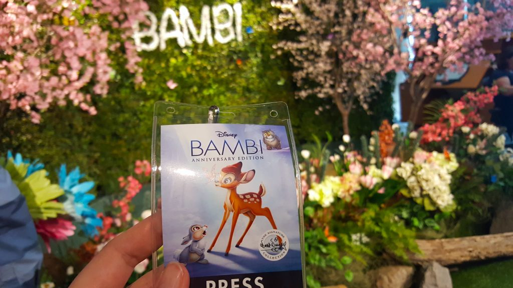 """Exclusive Interview with Peter Behn & Donald """"Donnie"""" Dunagan – voices of Bambi & Thumper"""
