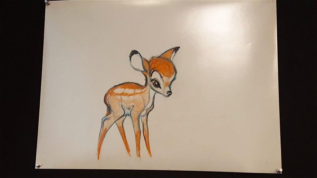 Bambi on Bluray - Disney Exclusive Interviews