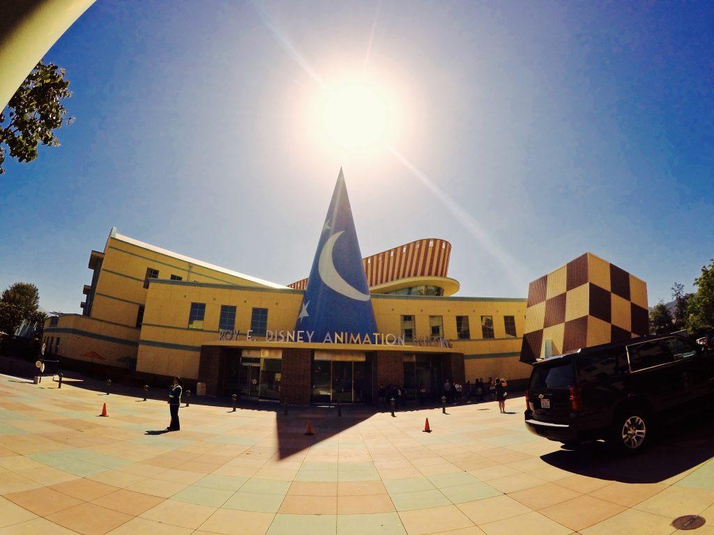 Disney Animation Studios Building California