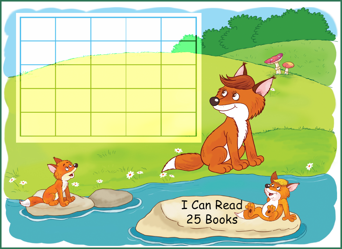 Free Printable Summer Reading Incentive Sticker Chart – Sticker Chart