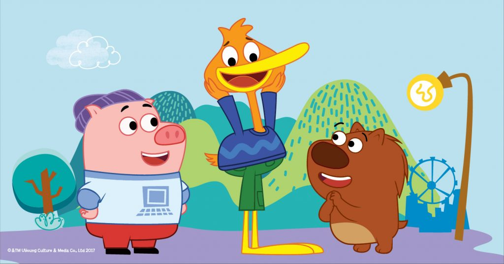 Disney Junior's NEW P. King Duckling Cartoon for Kids + Giveaway