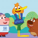 Model Creativity & Learning with P. King Duckling + Giveaway