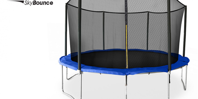 20% off SkyBounce Trampoline Systems with Promo Code