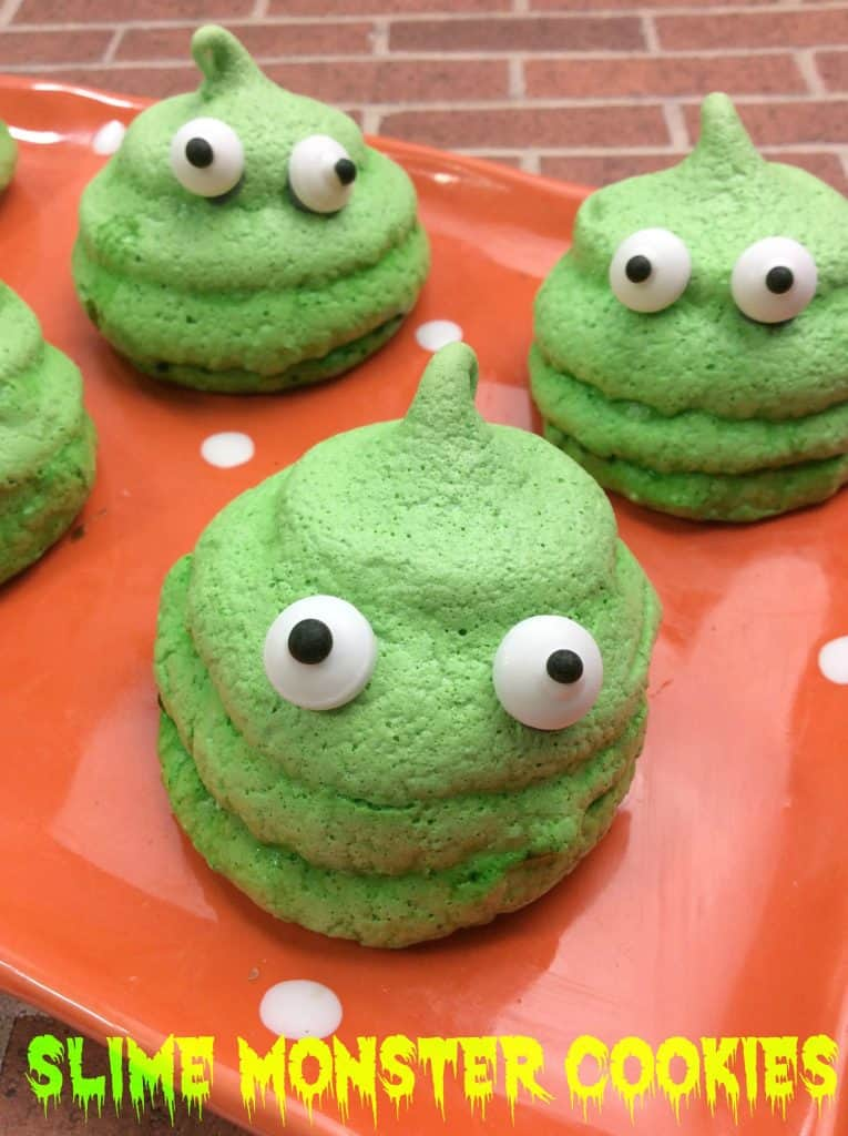 How to Make Slime Cookies Recipe Tutorial for the WIN!