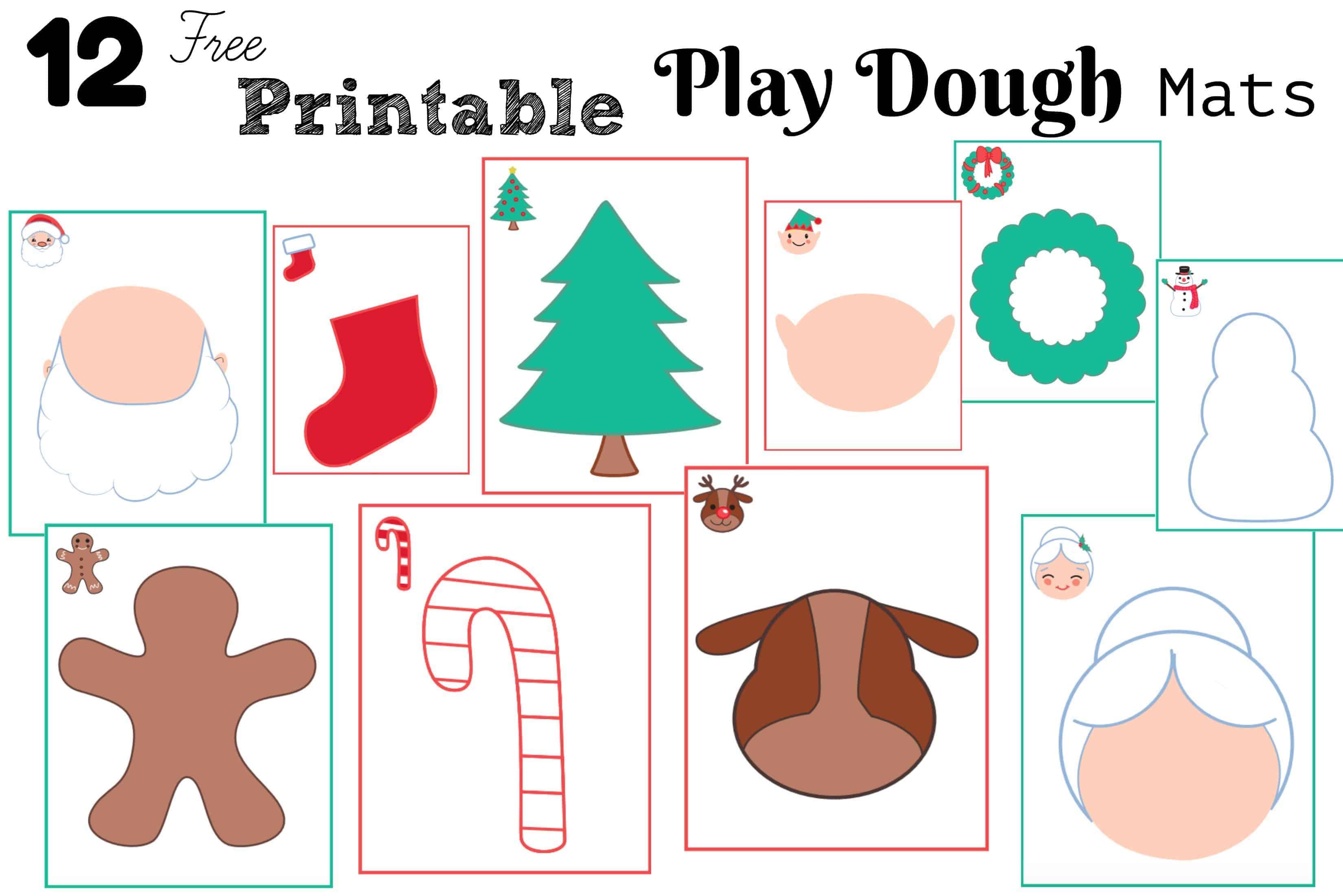 Influential image pertaining to printable playdough mats