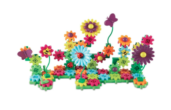 Spring Flowers Gears Gears Gears from Learning Resources