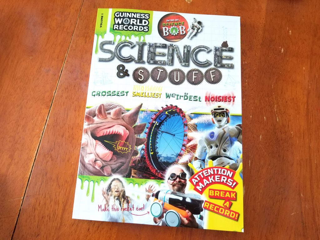 Guinness Book of World Records Science & Stuff