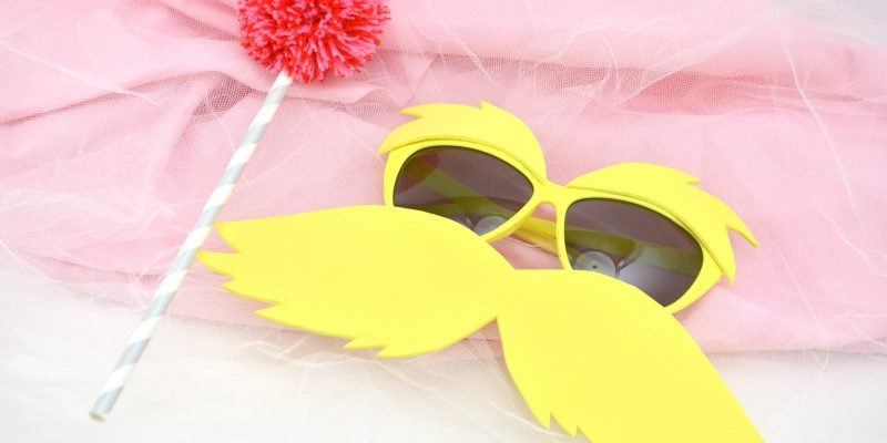 How to Make Your Own DIY Lorax Costume Tutorial 2