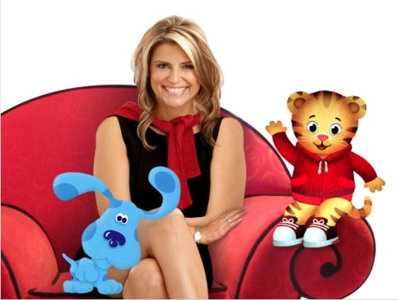 Children's book author Angela Santomero